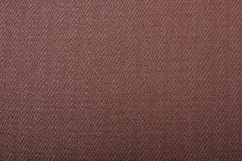Tweed Novidade Diagonal Roest Brique