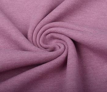 Boordstof Donker oud roze