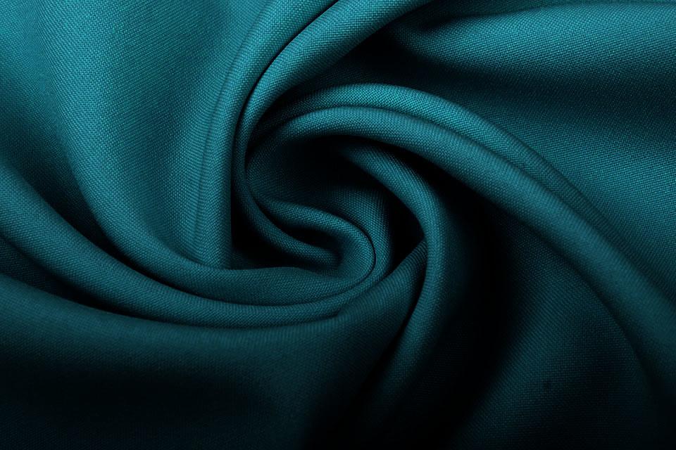 Bi-Stretch Petrol blauw