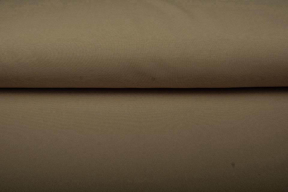 Bi-Stretch Donker beige