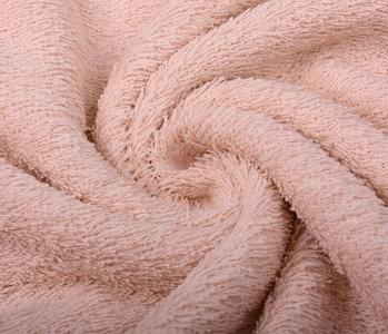 Oeko-Tex®  Badstof Poeder roze