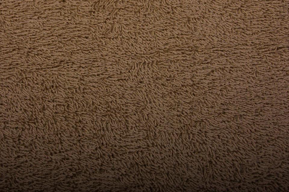 Oeko-Tex®  Frottee Havana Braun