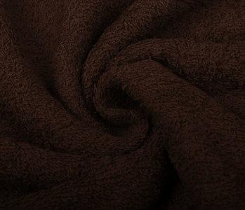 Oeko-Tex®  Terry Cloth Dark brown