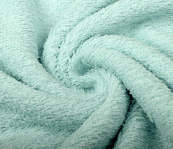 Oeko-Tex®  Terry Cloth Mint green