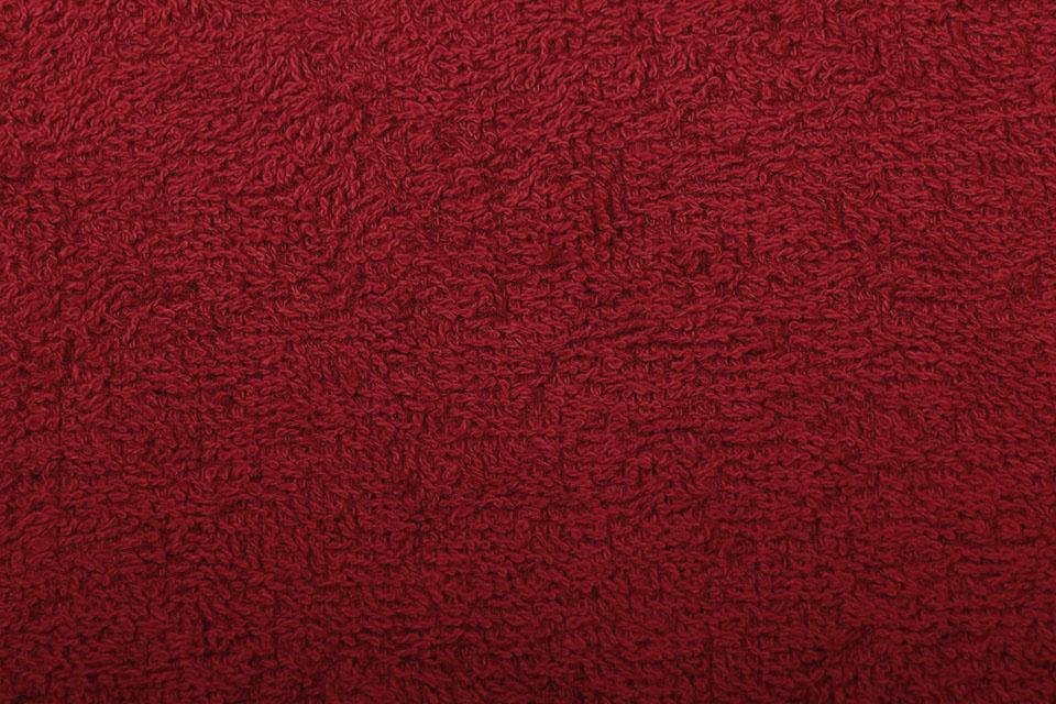 Oeko-Tex®  Frottee Rot
