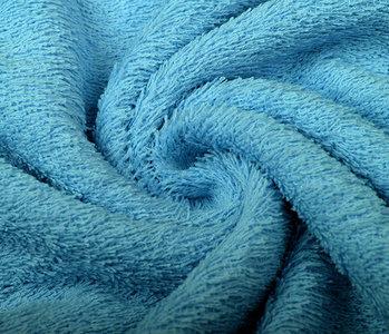 Oeko-Tex®  Terry Cloth Aqua