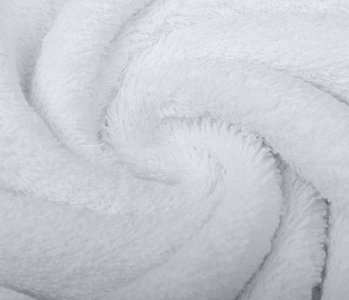 Oeko-Tex®  Terry Cloth White