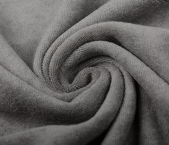 Oeko-Tex®  Stretch Terry Cloth Light grey