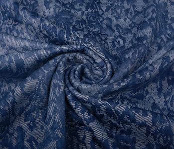 Tie-Dye Jofy Blauw Izimbali