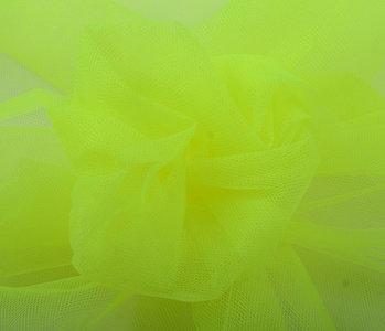 Tüll Fluorescent Lemon