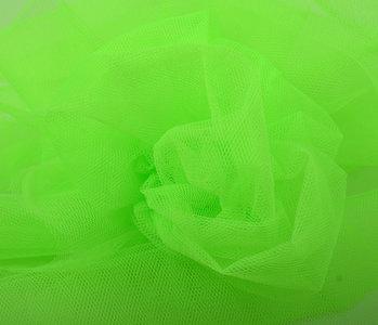 Tüll Fluorescent Green