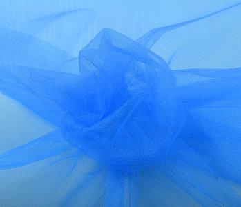 Tüll Fluorescent Blue
