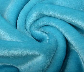 Carnival Fur Aqua