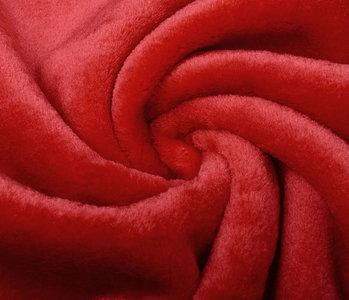 Karneval-Pelz Rot