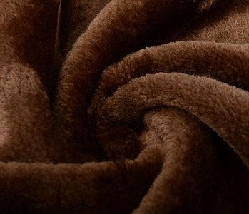 Carnival Fur Dark brown