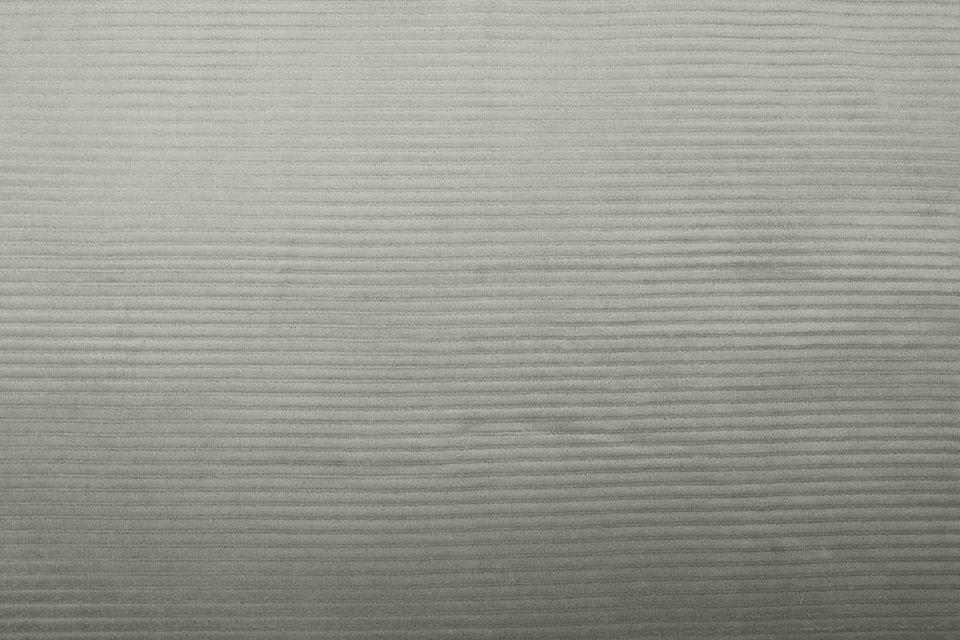 Baumwolle Cordstoff Breit Silber
