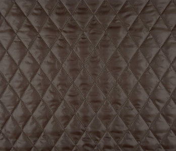 Quilted Lining brown