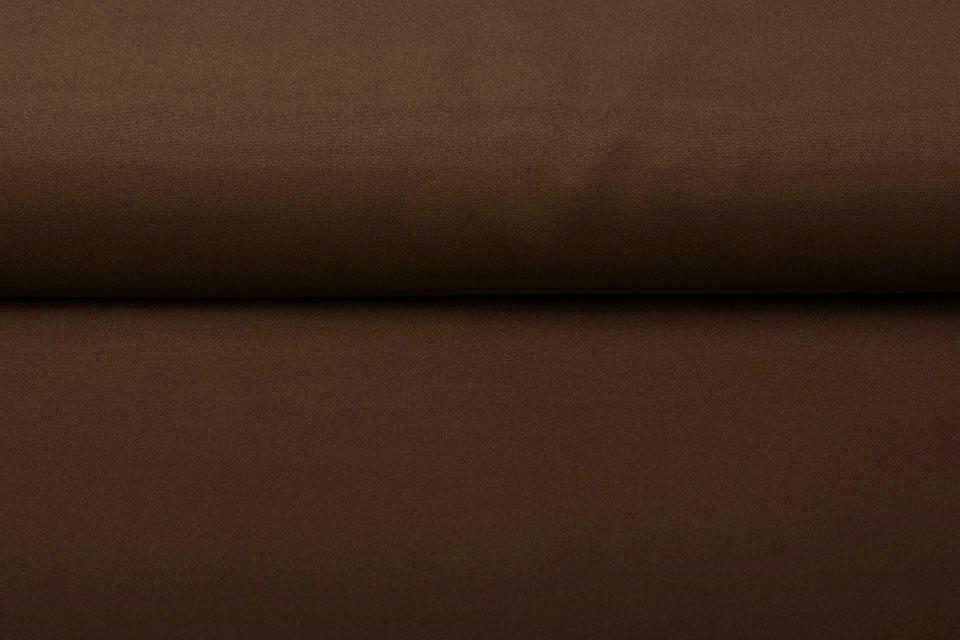 Bi-Stretch Mokka bruin