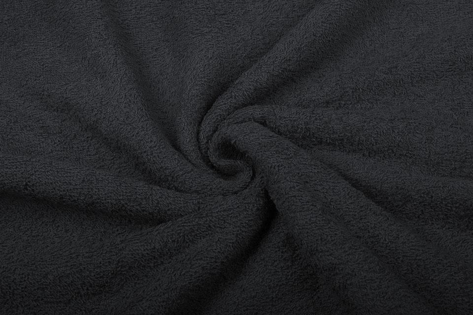 Oeko-Tex®  Badstof Donker grijs