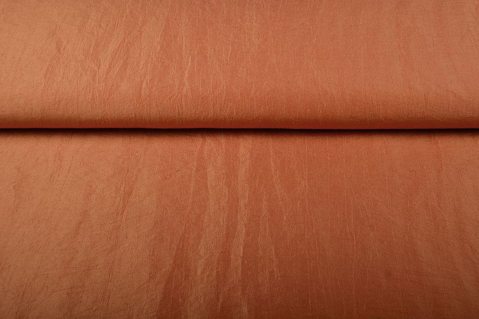 Crinkle TaftStoff Orange