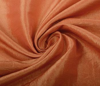 Crinkle Taft Orange