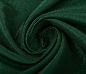 Crinkle TaftStoff Dunkel Grün