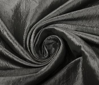 Crinkle TaftStoff Grau