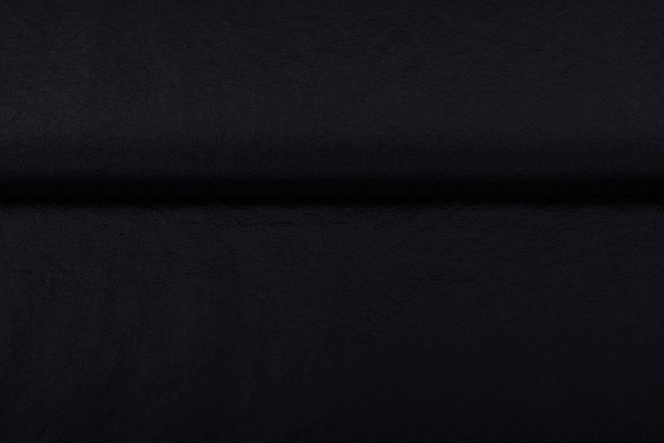 Crinkle TaftStoff Schwarz