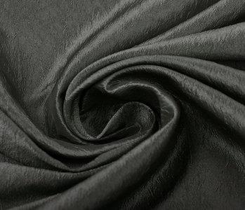 Crinkle TaftStoff Dunkel Taupe
