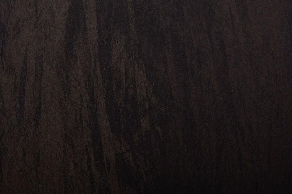 Crinkle Taft Donker bruin