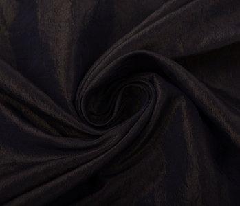 Crinkle Taft Dark brown