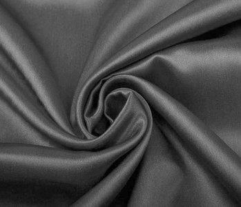 Crêpe Satin Dark grey