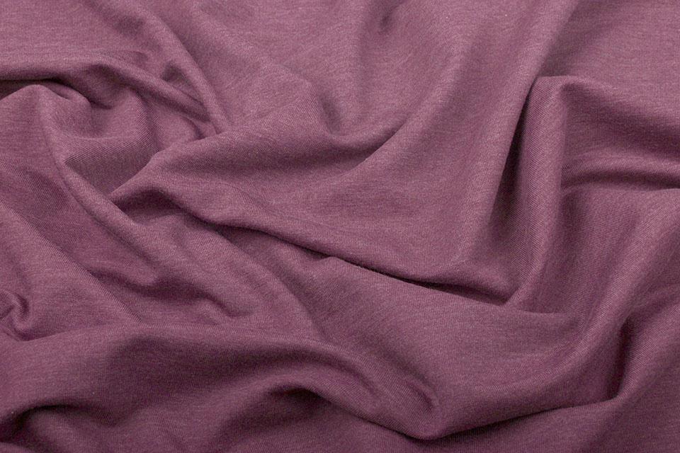 Oeko-Tex®  French Terry Oud roze
