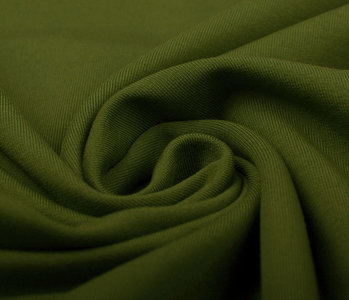 Oeko-Tex®  French Terry Donker Lime