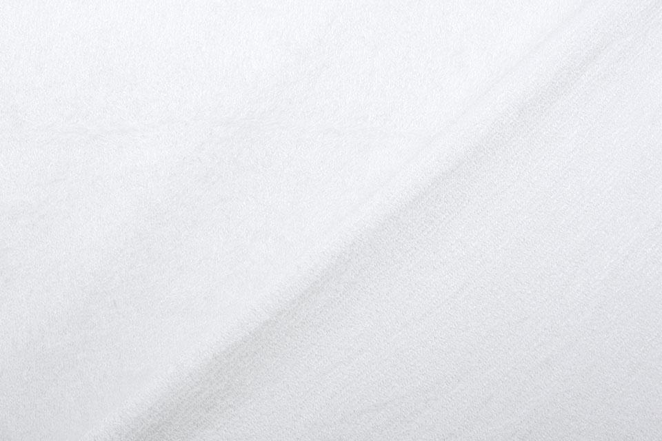 Bamboe Badstof Silk White