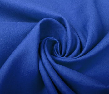 100% Cotton Royal Blue