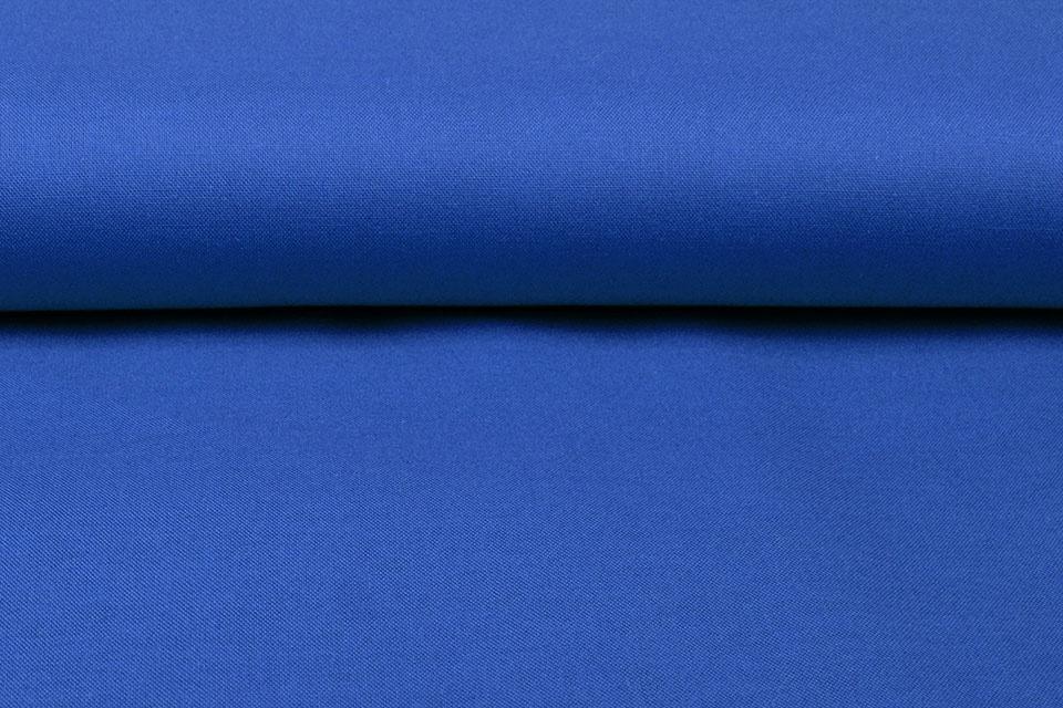 100% Katoen Konings Blauw