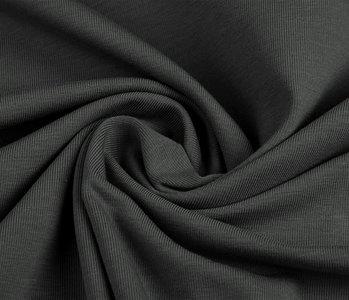 Oeko-Tex®  Cotton Jersey Donker grijs