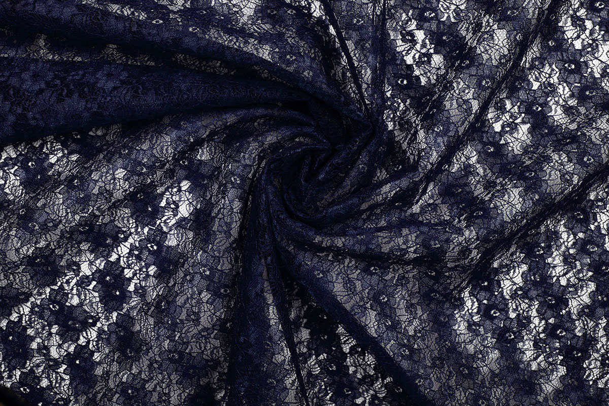 Kant Ziedi Marine Blauw