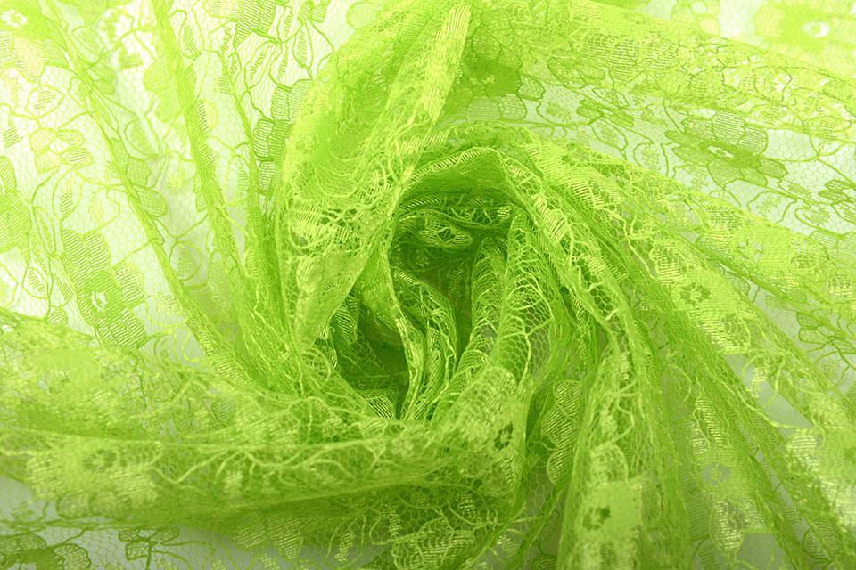 Kant Ziedi Lime Groen