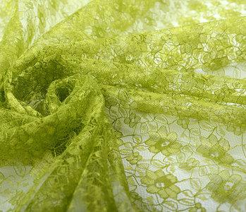 Lace Ziedi Moss Green