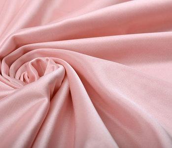 Charmeuse Voering Poeder roze
