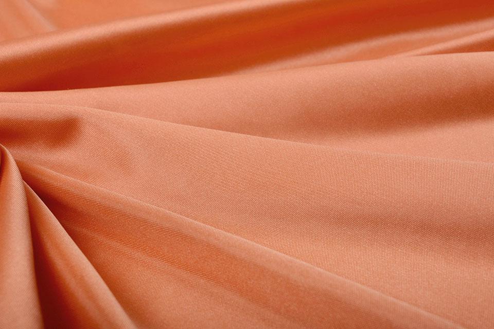 Charmeuse Voering Oranje