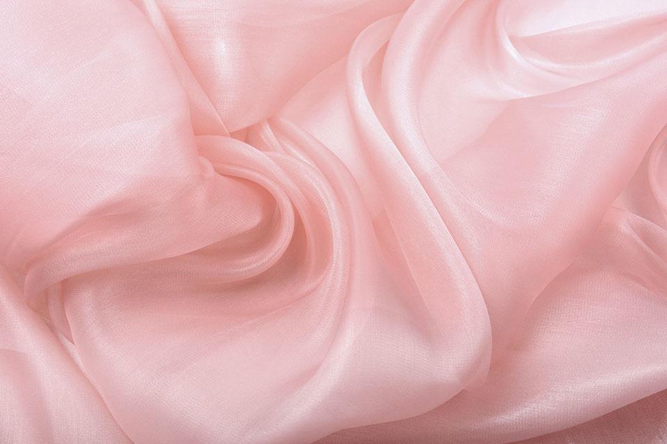 Korean Silk Poeder roze