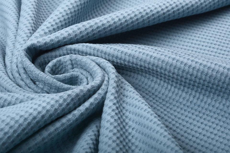 Oeko-Tex®  Baby Jersey Wafel Katoen Jeans
