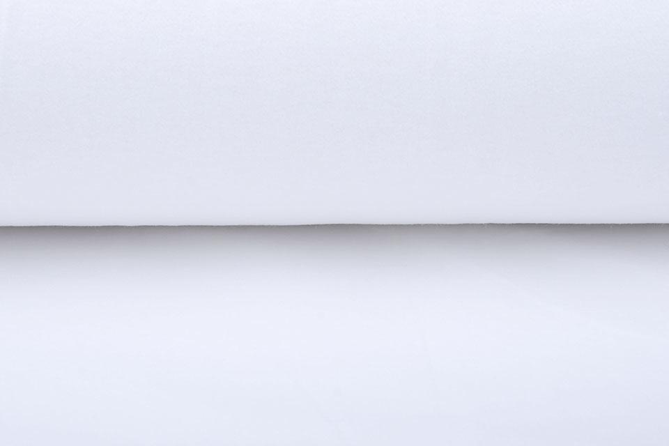 Molton 150cm Wit