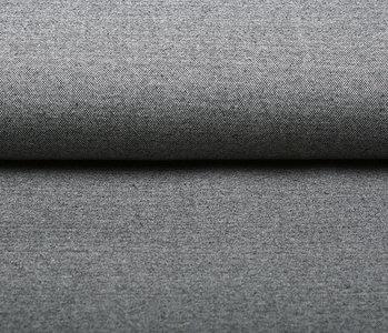 Viscose Jersey Stretch Sustainable Tweed Melange