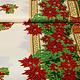 Kerststof  Kerstster Groen