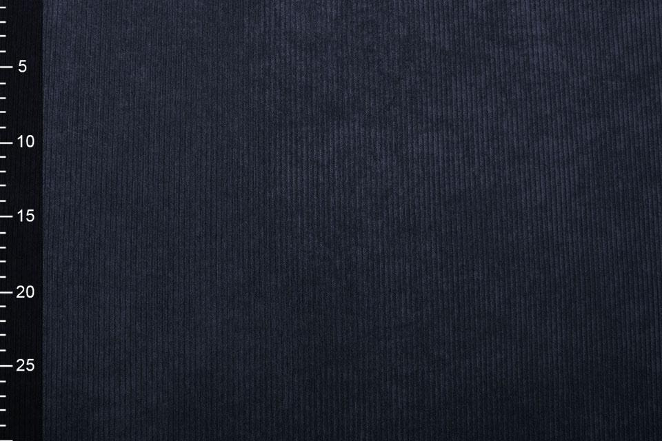 8 W Corduroy Marine Blauw