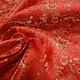 Brokaat Hindiga Flower Rood